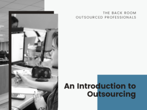 Introduction To Outsourcing White Paper