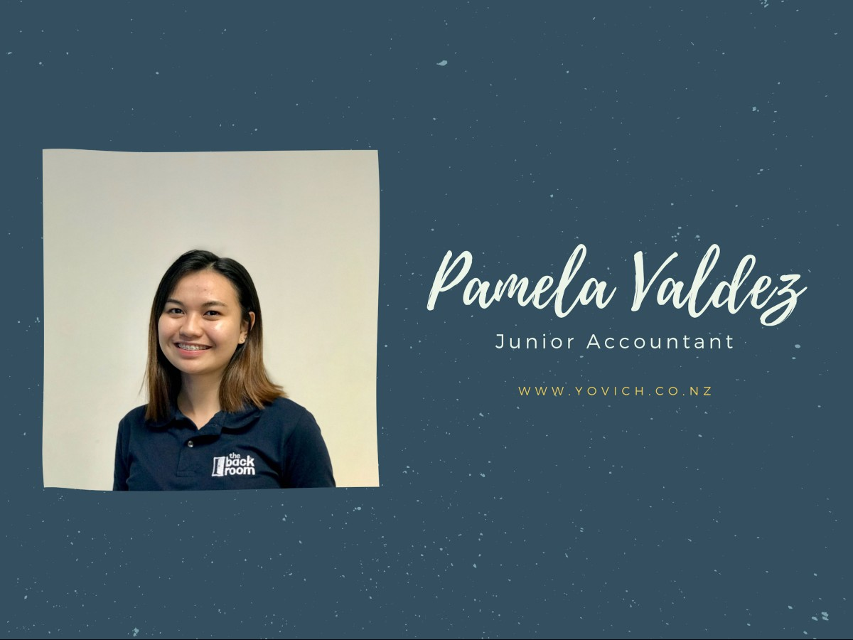 Pamela Valdez Junior Accountant