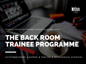 Trainee Programme Graphic